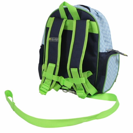 Monkey Preschool Happens Harness Backpack
