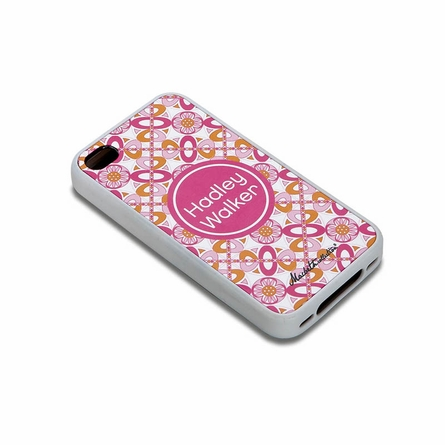 Monoglam iPhone 4 Cell Phone Case