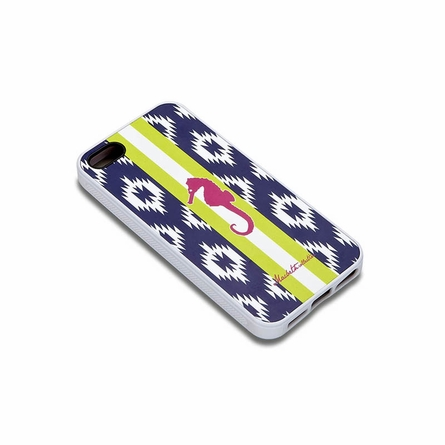 Monoglam iPhone 5 Cell Phone Case