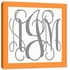 Monogram Canvas Reproduction
