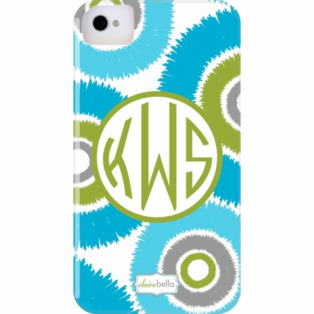 Monogram Cell Phone Case