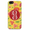 Personalized Cell Phone Case - Single Initial Circle