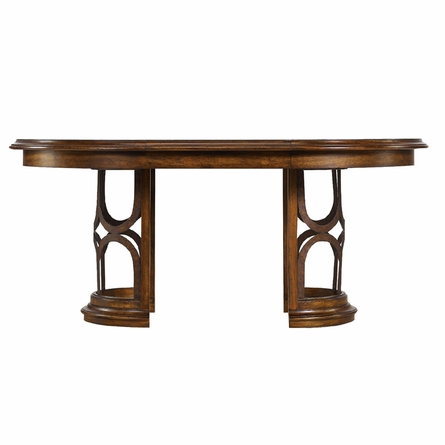 Monserrat Round Pedestal Table