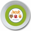 Monster Bash Personalized Bowl