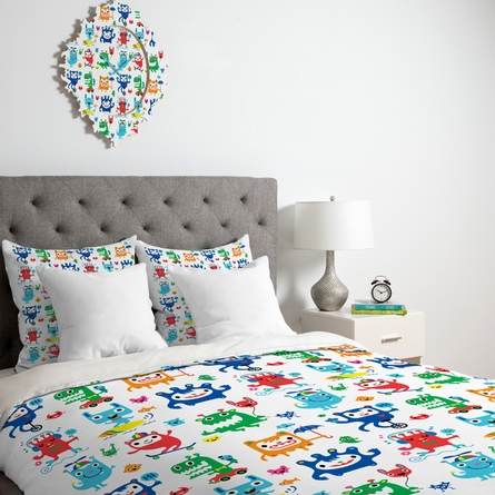 Monster Love Duvet Cover
