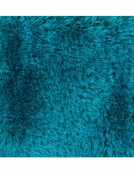 Monster Shag Rug in Aqua