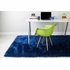 Monster Shag Rug in Blue