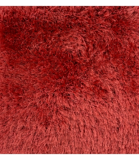 Monster Shag Rug in Coral