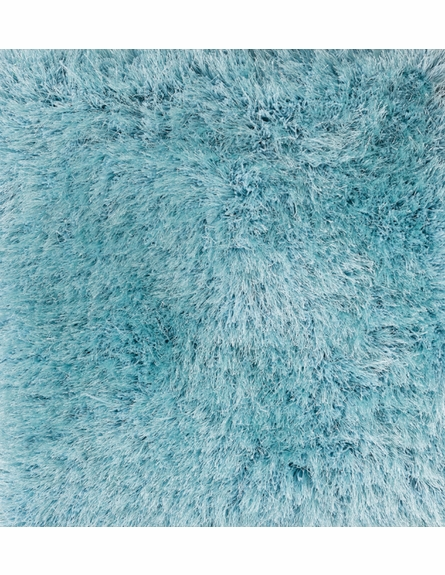 Monster Shag Rug in Sky Blue