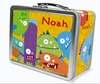 Monsters Personalized Lunch Box