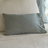 Montauk Stripe Boudoir Pillow