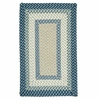 Montego Rug in Blue Burst