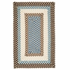 Montego Rug in Bright Brown