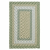 Montego Rug in Lily Pad Green