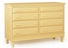 Monterey Eight-Drawer Dresser