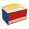 Moon & Stars Toy Box