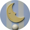 Moon Wall Peg - Set of Two