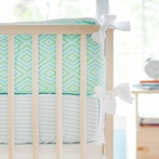 Moondance Crib Bumper