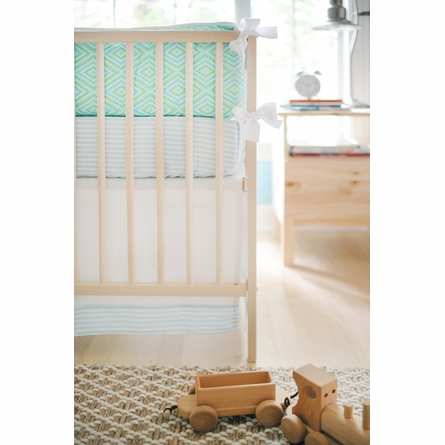 Moondance Crib Skirt