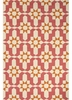 Moravian Indoor/Outdoor Rug in Pink