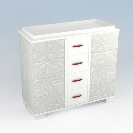 Morgan 4-Drawer Changer