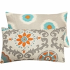 Moroccan Burst Lumbar Pillow