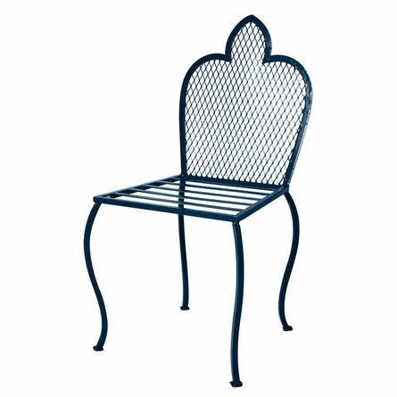 Moroccan Iron Chair