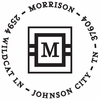 Morrison Initial Personalized Self-Inking Stamp