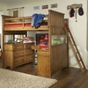 Mountain Cabin Loft Bed