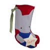 Mouse Boy Personalized Christmas Stocking