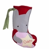 Mouse Girl Personalized Christmas Stocking