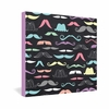 Moustaches Wrapped Canvas Art