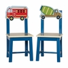 Moving All Around Transportation Chairs - Set of 2