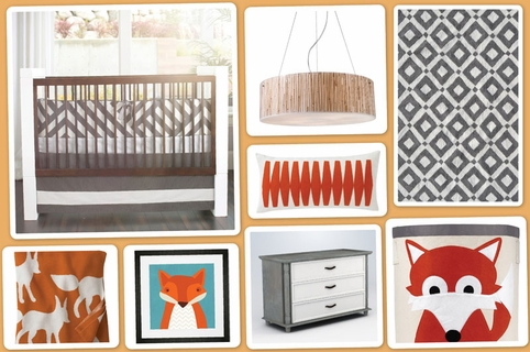 Mr. Fox Nursery