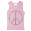 Multi Peace Tank Top