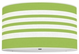 Multi Stripes Apple Green