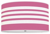 Multi Stripes Hot Pink