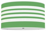 Multi Stripes Kelly Green
