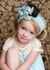 My Blue Bell Lace Headband