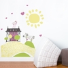 My Little Mansion Wall Decal