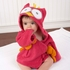 My Little Night Owl Terry Robe in Pink
