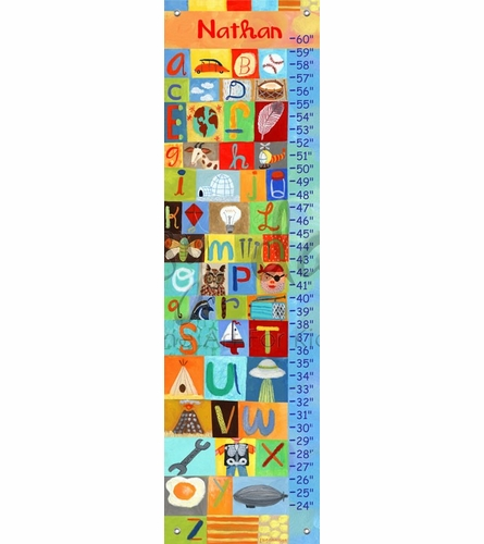 My Name Is Boy Growth Chart