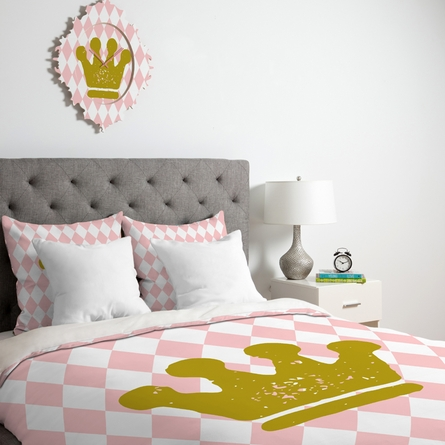 My Princess Duvet Cover
