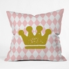 My Princess Throw Pillow