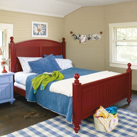 myHaven Low Country Bed