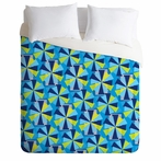 Mykonos Sunshine Lightweight Duvet Cover