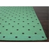 Myriam Dots Rug in Emerald Green