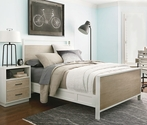 myRoom Panel Bed