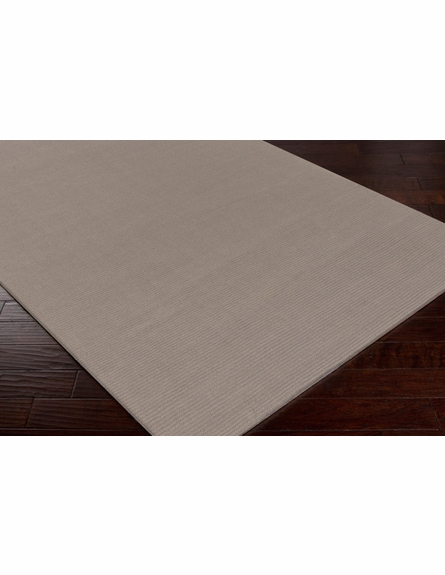 Mystique Solid Rug in Gray
