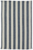 Nags Head Rug in Blue Stripe
